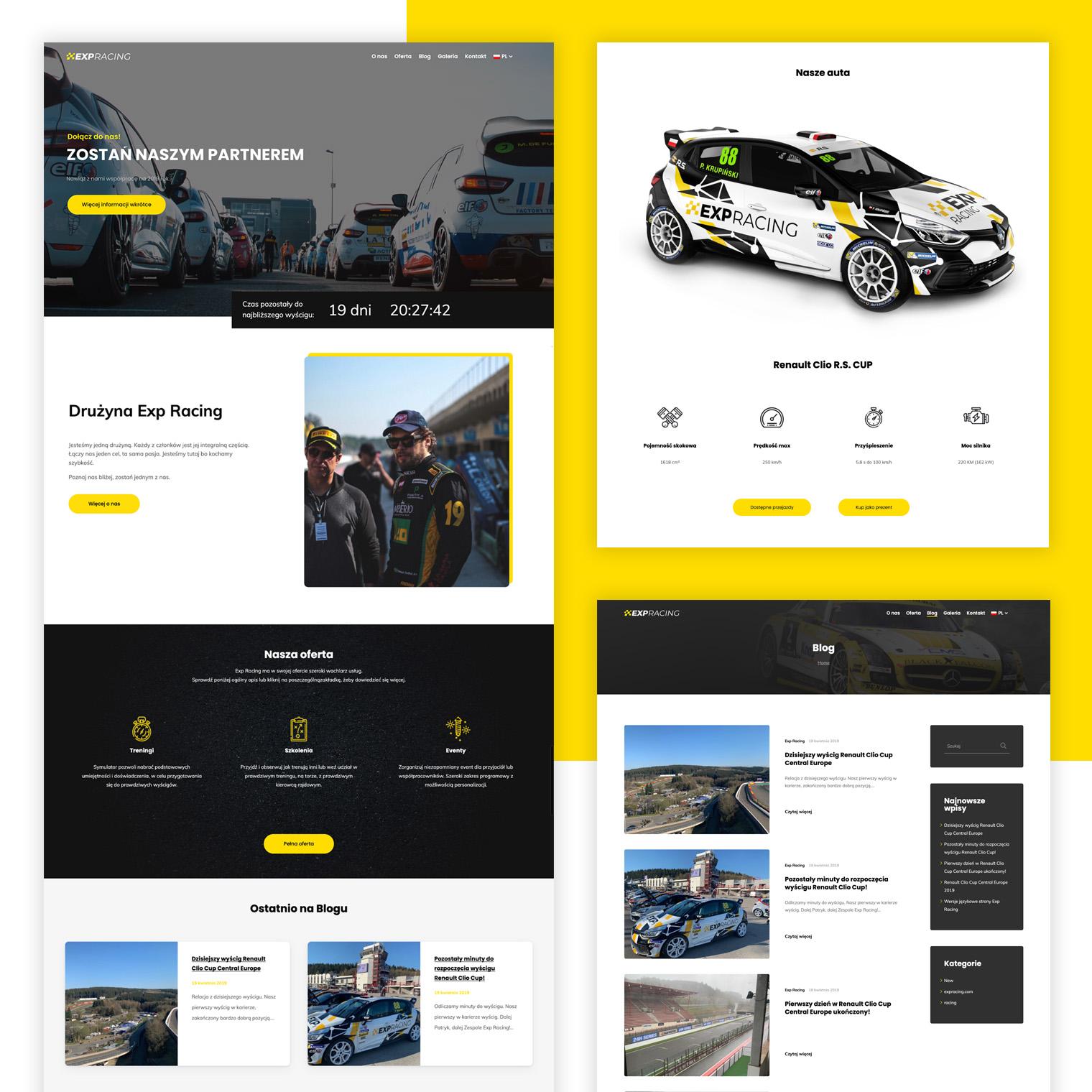 Exp Racing