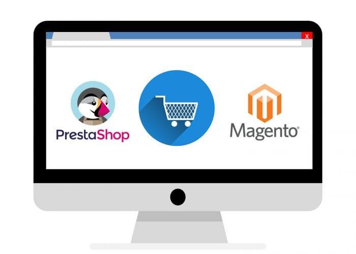 PrestaShop vs Magento – która platforma ecommerce lepsza?