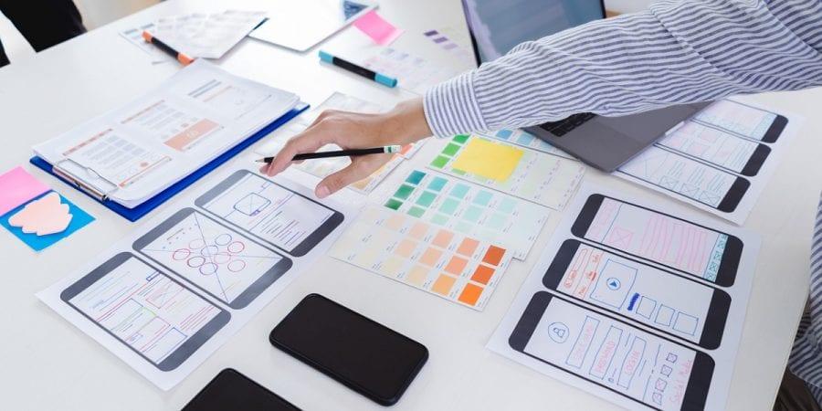 Czym różni się UX design i UI design?