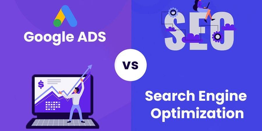 Pozycjonowanie SEO kontra Google ADS – co warto wybrać? Wady i zalety